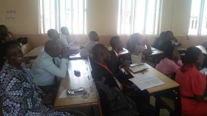 cross-section of participants Day2