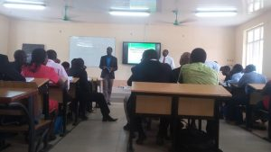 prof Oyedele responding to questions, Day2