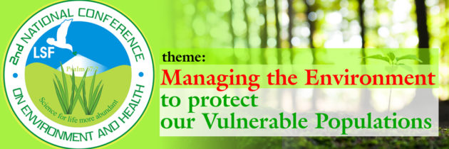 2nd National Environment and Health Conference